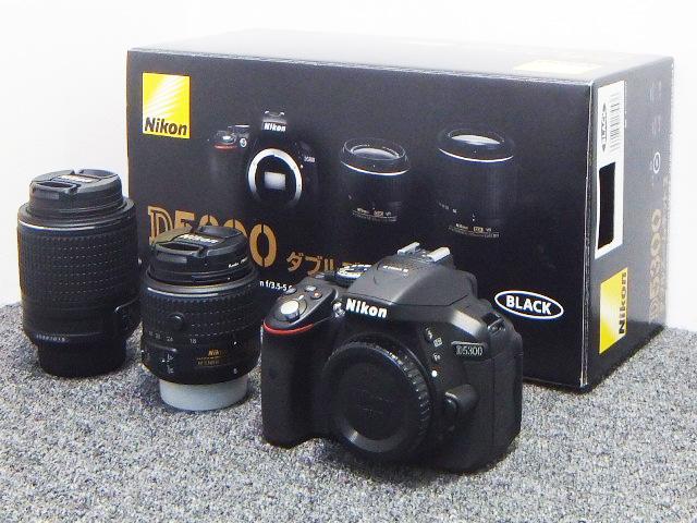 Nikon ニコンD5300 ダブルズームキット2 ブラック