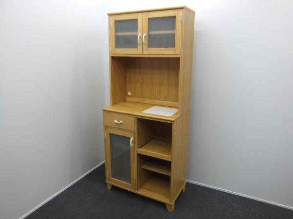 MOMONatural モモナチュラル レンジボード 食器棚