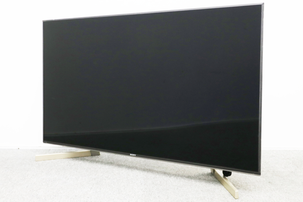 SONY ソニー 49V型 4K液晶テレビ BRAVIA ブラビア KJ-49X9000F